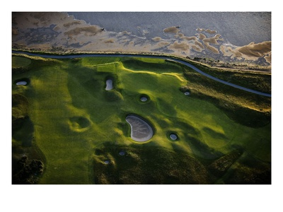 The Old Course Photographic Print by Dom Furore