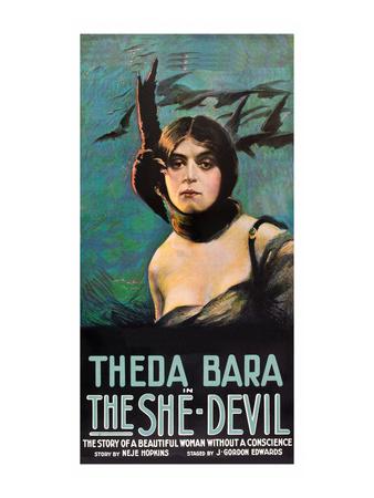 The She Devil Print