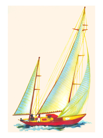 Sailing Posters