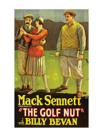 Golf Nut Prints
