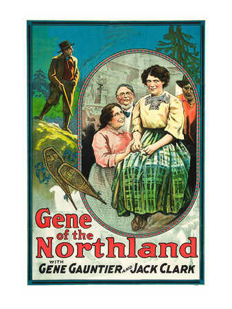 Gene of the Northland Prints