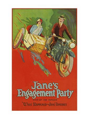 Jane's Engagement Party Prints