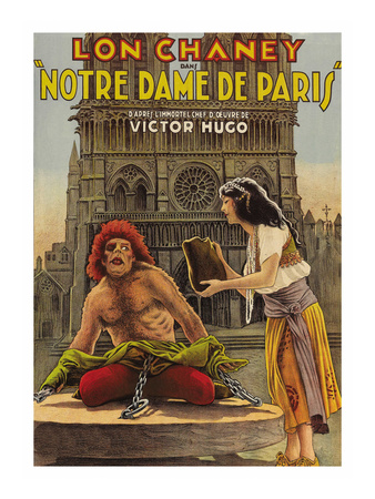 Hunchback of Notre Dame Art