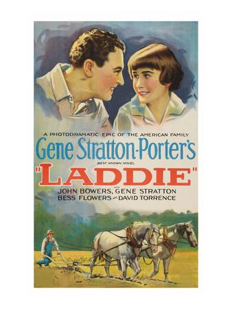 Laddie Posters