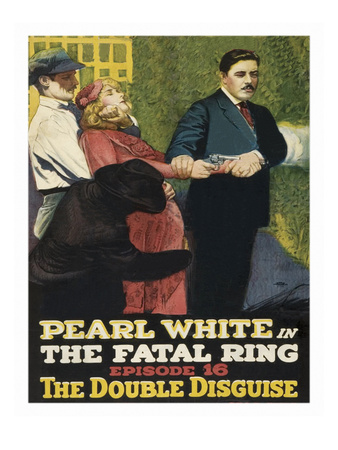 The Fatal Ring- the Double Disguise Prints