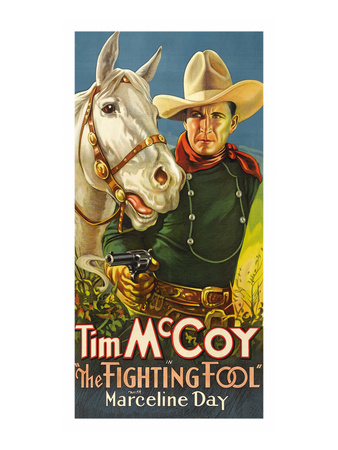 The Fighting Fool Poster