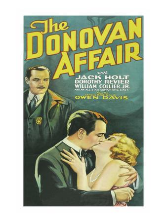 The Donovan Affair Prints