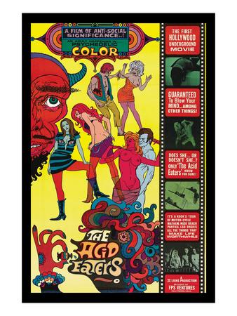 The Acid Eaters Art
