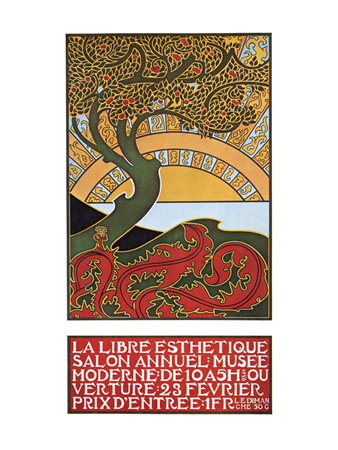 The New Aesthetic - Modern Museum Prints by Alphonse Mucha