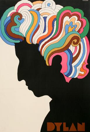 Dylan Eksklusivudgaver af Milton Glaser