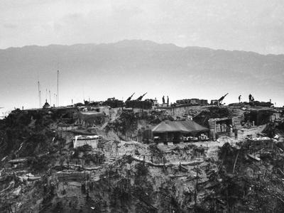 Vietnam War Hamburger Hill US Firebase Photographic Print by  Associated Press