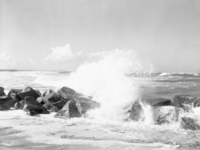 Hurricanes 1950-1957 Photographic Print by Jim Kerlin