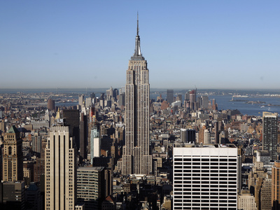Empire State Building Photographic Print by Richard Drew