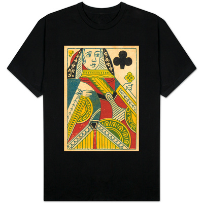 Queen of Hearts Shirts