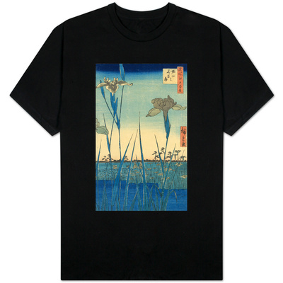 Irises at Horikiri T-Shirt