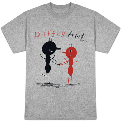 Differ Ant Shirt
