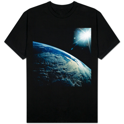 Earth Seen from Space Shuttle Discovery Shirt
