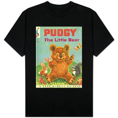 Pudgy Little Bear T-Shirt