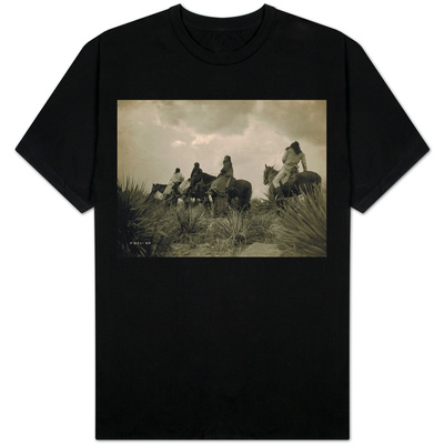 Before the Storm, Apache T-Shirt