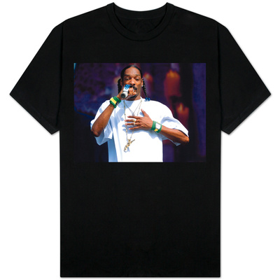 Snoop Dogg on Stage at T in the Park, T in the Park Concert, July 2005 T-shirts