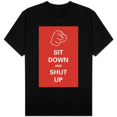 Sit Down Shirts