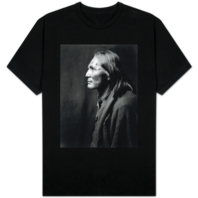 Alchise, Apache Indian T-Shirt