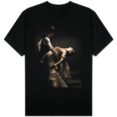 Couple Doing a Tango T-Shirt
