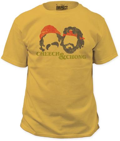 Cheech & Chong - Silhouettes Shirt