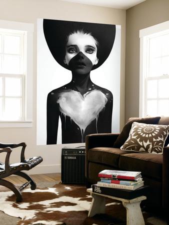 Hold On Giant Art Print
