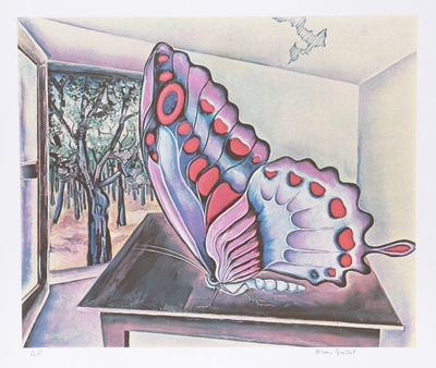 Mr. Papillon's Home Limited Edition by Alvaro Guillot