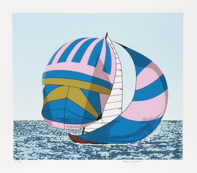 Love Boat Limited Edition by Alvaro Guillot