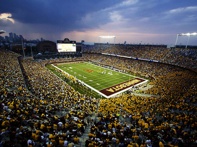 University of Minnesota - Minnesota Football at TCF Bank Stadium Photo