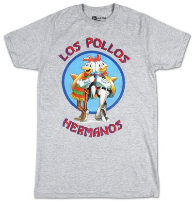 Breaking Bad - Los Pollos Hermanos Shirts