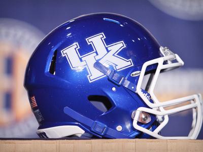 University of Kentucky - Kentucky Helmet Photo