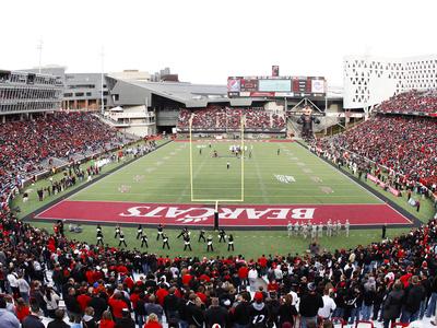 University of Cincinnati - Nippert Stadium Foto