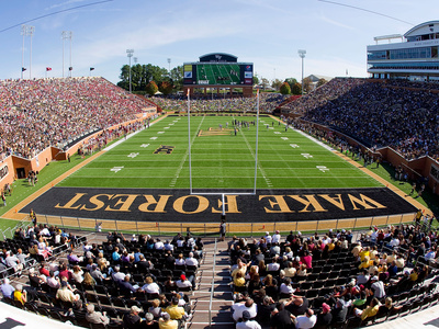 Wake Forest University - BB&T Field - Florida State vs Wake Forest 2011 Photo
