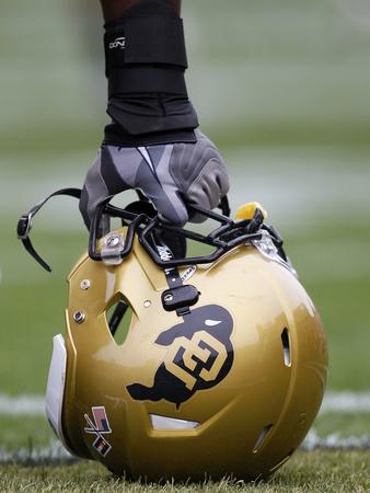 University of Colorado - Colorado Football Foto