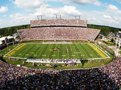 East Carolina University - Dowdy-Ficklen Stadium Photo
