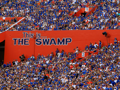 University of Florida - This Is the Swamp Foto