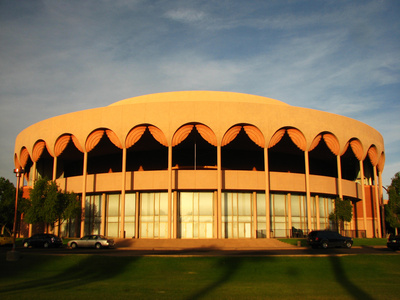 Arizona State University - The Gammage Photo