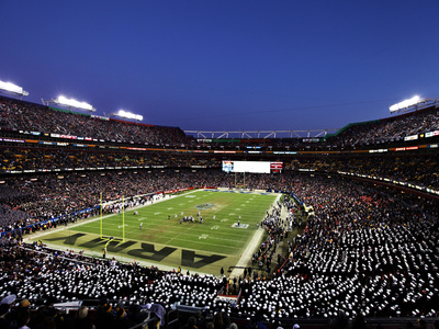 Army (West Point) - Army vs Navy 2011: FedEx Field Photo