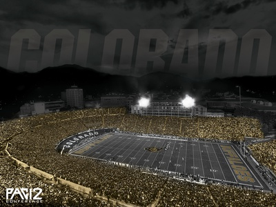 University of Colorado - Colorado Joins the Pac 12 Foto