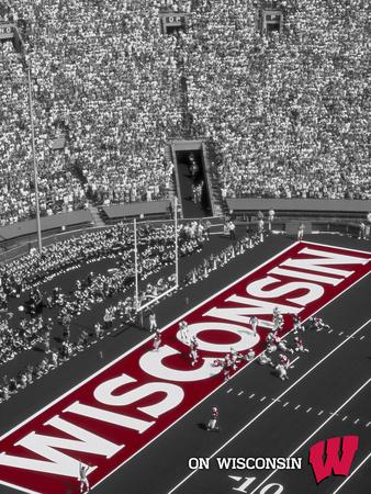 University of Wisconsin - On Wisconsin! Foto av  Madison / University Communications