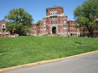 Oregon State University - Weatherford Hall Photo