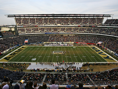 Army (West Point) - Army vs Navy 2010: Lincoln Financial Field Foto