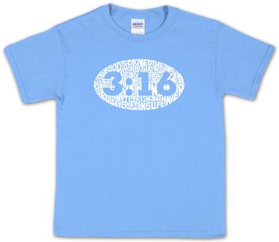 Youth: John 3:16 T-Shirt