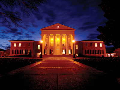 University of Mississippi (Ole Miss) - Lyceum at the University of Mississippi Photo