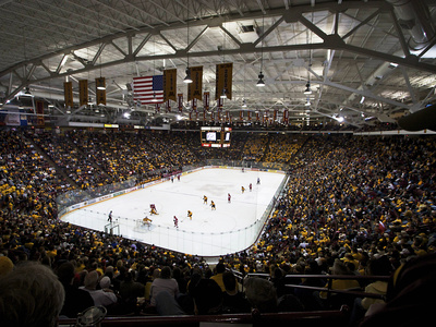 University of Minnesota - Mariucci Arena Photo