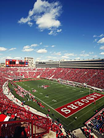 University of Wisconsin - Camp Randall Stadium Foto