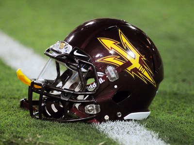 Arizona State University - Arizona State Helmet Photo